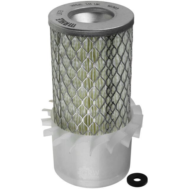 Original MAHLE / KNECHT LX 13 Luftfilter Air Filter