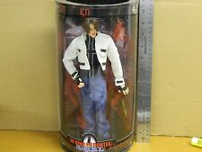 """BLUE BOX The King of Fighters 2000  KYO KUSANAGI 12"""" Figure Mint in Box NOS:"""