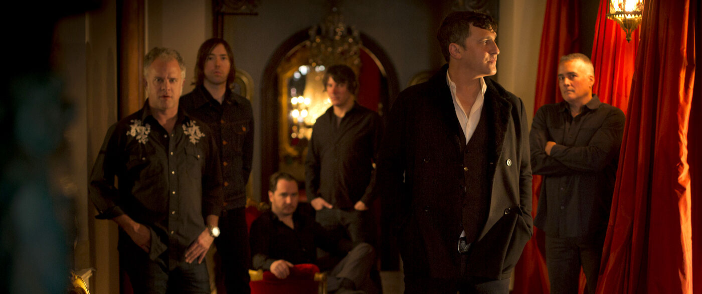 The Afghan Whigs and Built To Spill
