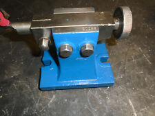 Tailstock 80298 Adjustable 5 12 Inches High 6 Inch Base