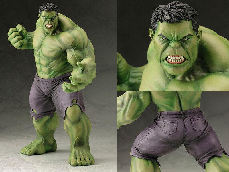 Marvel Comics-Hulk Vengadores ahora ArtFX + estatua nuevo en caja