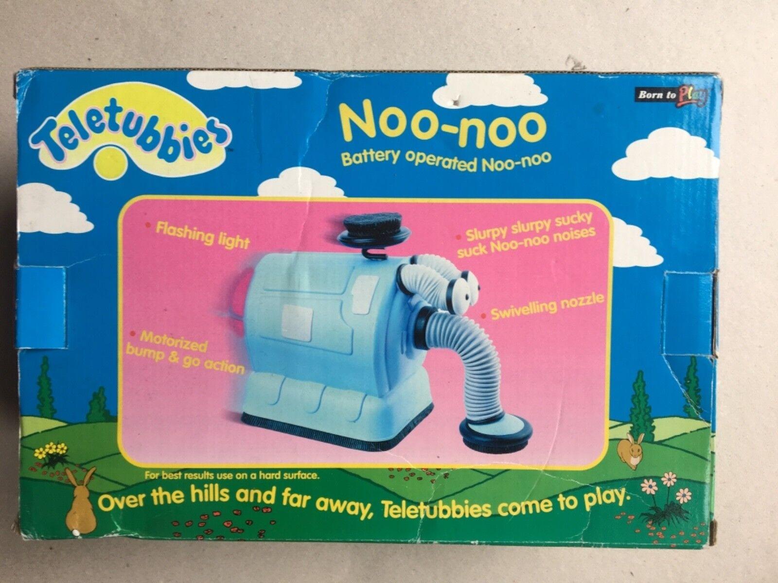 Battery operated noo noo boxed
