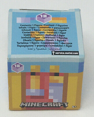 Minecraft Cute Mini Series 18 Mystery Pack