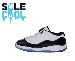 promo code 30800 6bdbe Nike Jordan NEW Girls Boys Infant Toddler 505836-153 CONCORD ...