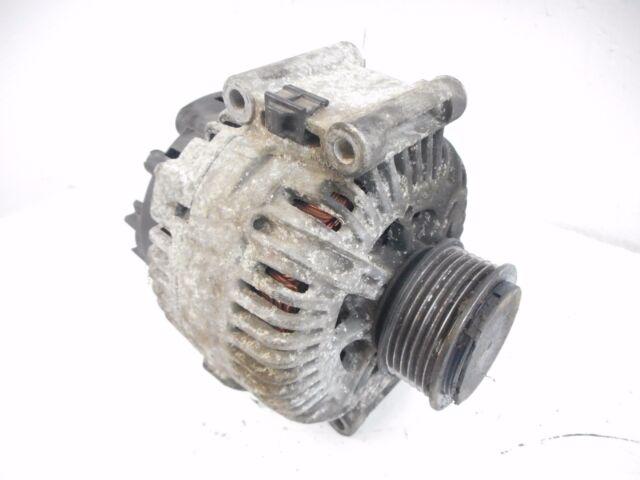 11162 New Alternator for 3.2L AUDI A6 05 06 07 08 2005 2006 2007 2008 AL9365X