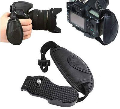 PU Wrist Strap Camera Hand Grip for Canon EOS Nikon Sony Olympus Kodak SLR DSLR