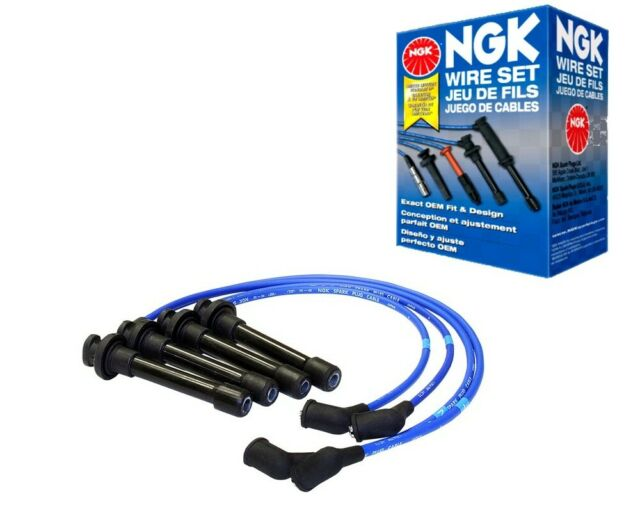 Genuine Ngk Ignition Wire Set For 1998