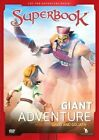Superbook a Giant Adventure: David and Goliath by Superbook, Cbn (DVD video, 2015)