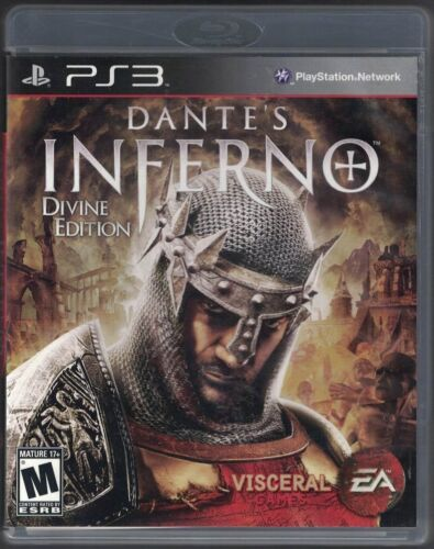 1 of 1 - Dante's Inferno - Divine Edition [PlayStation 3 PS3, Action Adventure] NEW