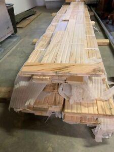 Prefinished Ambrosia Maple Hardwood