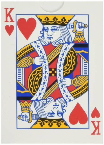 PROFESSIONAL PLASTIC COATED PLAYING CARDS CASINO POCKET RUMMY PUB GAMES SNAP NEW