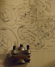 BUBBLE CAR Isetta BOND BUG Berkeley AC REAR BRAKE ADJUSTER (1957 Onwards)