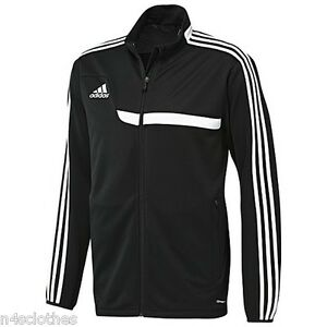 13 Black Jacket 2xl Top Sports Mens Tiro Training Climacool Xl Size Adidas y6Bwqx8pEw