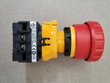 Xw1e Bv404m R Idec E Stop Switch 22mm Mshrm2 No2nc 70174352