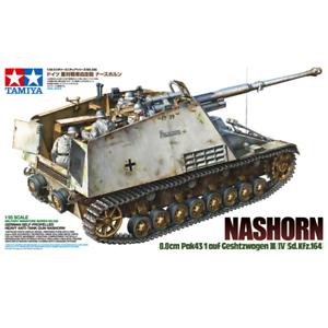 Tamiya-35335-Nashorn-8-8cm-Pak43-1-auf-Geshtzwagen-III-IV-Sd-Kfz-164-1-35