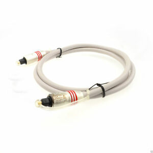 PEARL-Digital-Optical-Audio-Cable-6mm-Plug-to-Plug-Lead-Marked-Ends-1m
