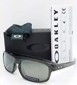 56a38f8e00 Image is loading NEW-Oakley-Sliver-Stealth-sunglasses-Grey-Prizm-Black-