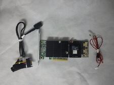 DELL XDNXT PERC H710P 6GBPS 1GB SAS PCI-E RAID CONTROLLER W/ BATTERY & CABLES