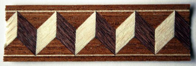 Holzband, Intarsienader, Furnierader