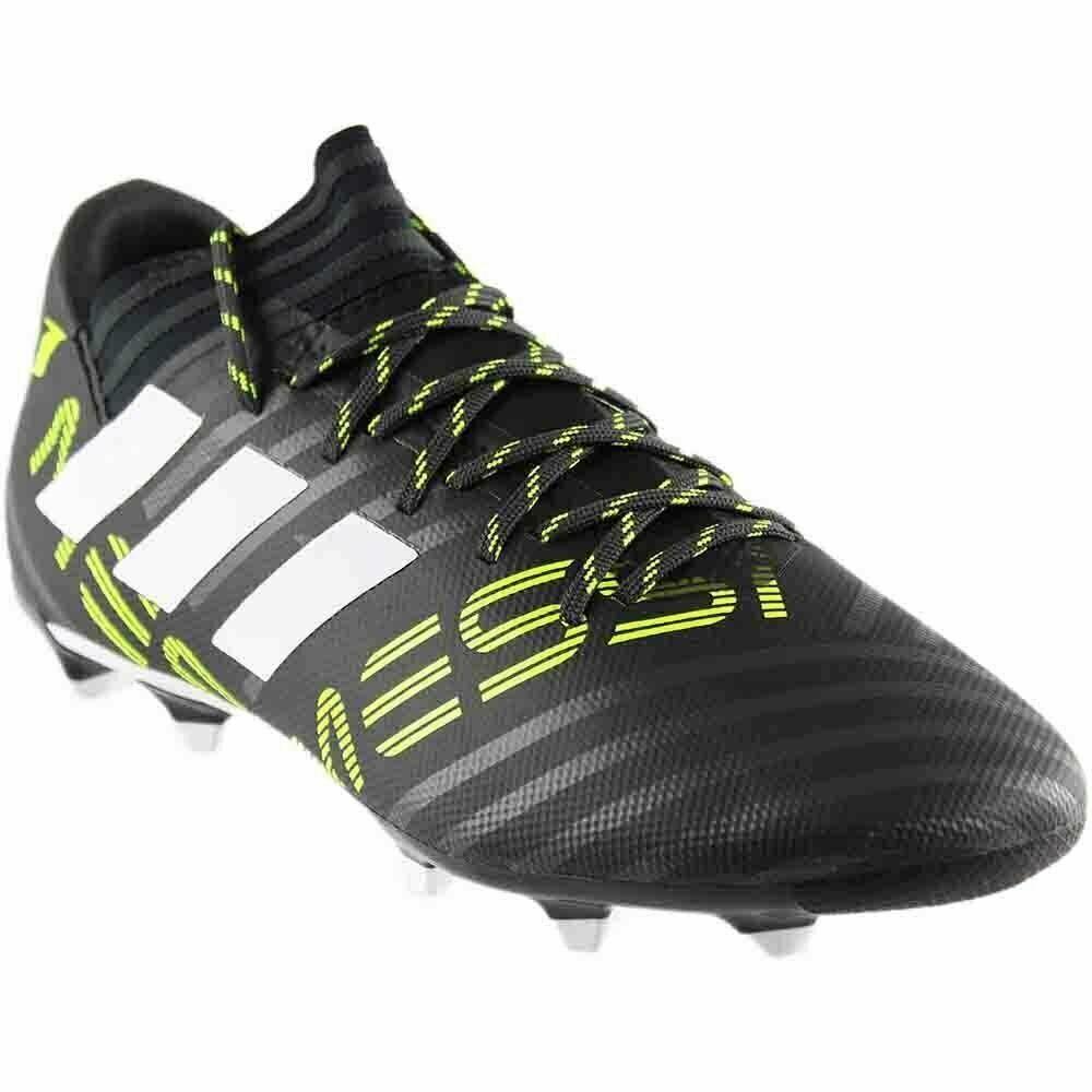 f00b69695 Adidas Nemeziz Messi 17.3 Firm Ground Black - Mens - Size 7.5 Brand ...