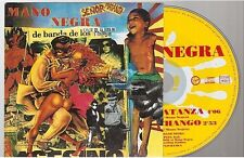 MANO NEGRA senor matanza CD SINGLE manu chao