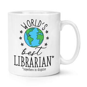 World-039-s-Best-Librarian-10oz-Mug-Cup-Funny-Joke-Favourite-Library-Books-Reading