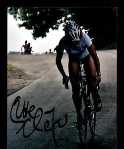 Ute Schaeffen Foto Original Signiert Triathlon + A 134062