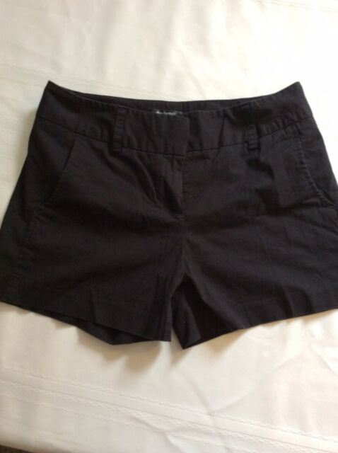 Daisy Fuentes Shorts Women's Black Size 6