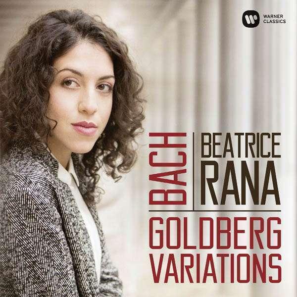 Beatrice Rana - Bach: Goldberg Variations, Bwv Nuevo CD