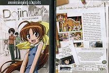 Dojin Work Complete Collection New Anime 3 DVD Box Set Vol 1 2 3