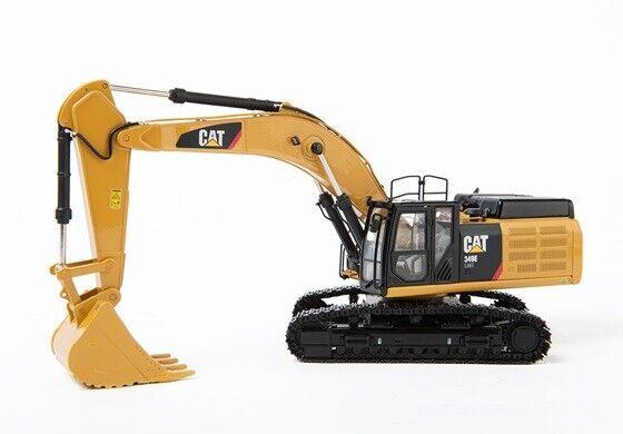 Caterpillar Cat 349E LME Mass Excavator by CCM 1 48 Scale Diecast Model New