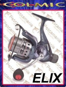 Mulinello-frizione-posteriore-Colmic-Elix-4000-5000-spinning-bolognese