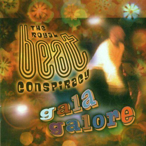 Royal Beat Conspiracy Gala galore (2000)  [CD]
