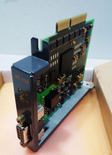 d0 resolución de resguardos tarjeta Interface-unused//embalaje original B/&r br 8ac122.60-3 Rev
