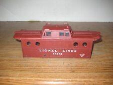 Lionel 9163 ATSF Santa Fe N5C Porthole Caboose Shell Fits 6417 /& MORE NOS!