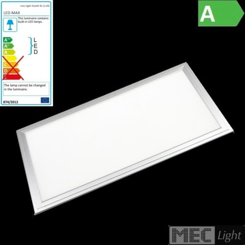30W 24V Gleichspannung 2300Lm 4500K 60x30cm in neutral-white LED Panel