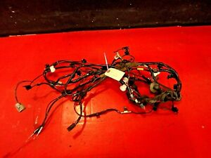 Cool 00 05 Mitsubishi Eclipse Gt Trunk Hatch Wire Wiring Harness Loom Wiring 101 Orsalhahutechinfo