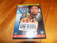 ROAD TRIP Unrated Uncensored Widescreen Comedy Classic Breckin Meyer  DVD