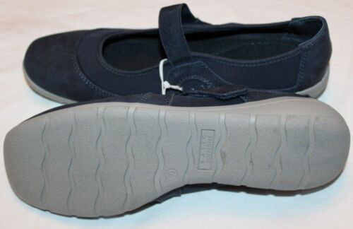 Basic Editions Women/'s Navy Blue Mandi Slip-On Mary Jane Sneakers Shoes
