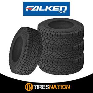 4-New-Falken-Wildpeak-A-T3W-LT285-75R18-129-126R-All-Terrain-Any-Weather-Tires