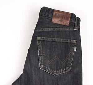 Edwin Herren 403 Gerades Bein Slim Jeans Größe W30 L32 ATZ1598