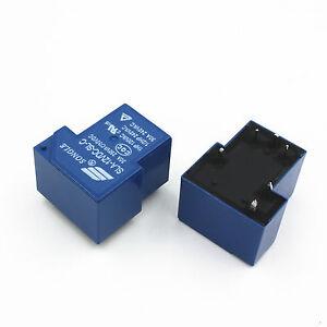 mini dc 12v 6 pin power relais sla 12vdc sl c pcb type relais de puissance ebay. Black Bedroom Furniture Sets. Home Design Ideas