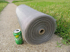 42 Lbs High Grade Non Magnetic Fine Stainless Steel Mesh Roll Industrial Uses