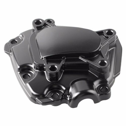 Motorcycle Engine Starter Clutch Cover For Yamaha YZF-R1 2009-2014 Black