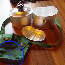 SURPLUS CHINESE ARMY TYPE 78 CANTEEN MILITARY PLA KETTLE  FULL  SURVIVAL TOOL