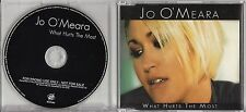 JO O'MEARA What Hurts The Most 2005 UK 1-track promo CD S Club 7