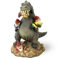 Bigmouth Inc. The Great Massacre Garden Gnome - Outdoor Statue Sculpture