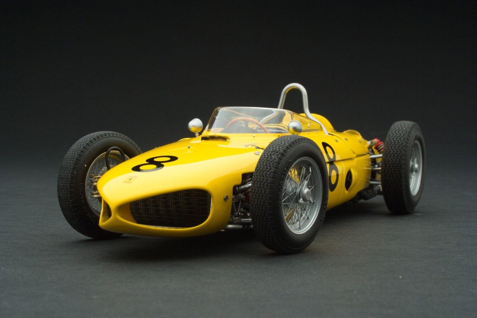 Exoto XS 1 18 1961 Ferrari Dino 156 65 F1 Grand Prix de Belgique à Spa