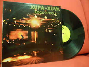 XUPA-XUVA-Rock-039-n-039-Roll-LP-GIRA-RARE-PORTUGAL-unplayed-Rolling-Stones