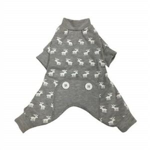 Fou Dog Moose Pj Gris XL 627660626939